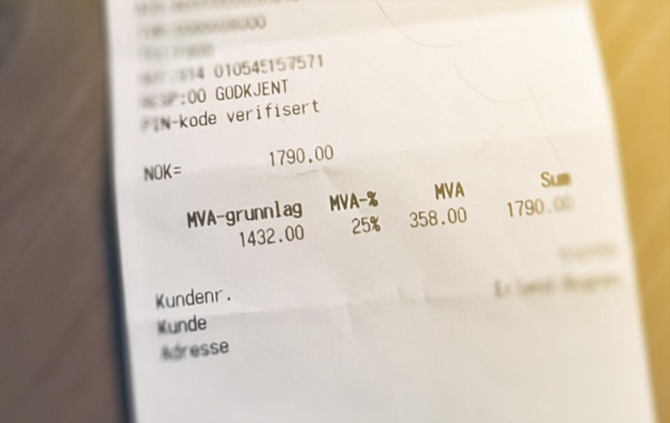 Det kan søkes om utsatt mva betaling | Exactum AS